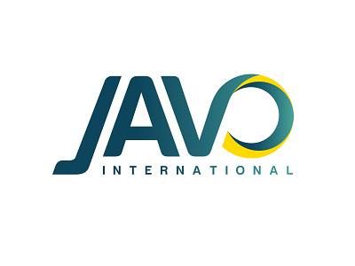 Javo International communication identity logo