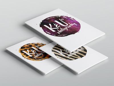 Ku Photography Logovariaties