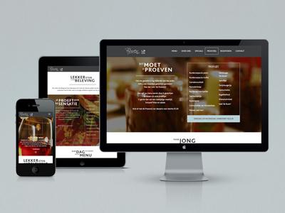 Activates - De Buren 400x300 restaurant design copy art responsive website