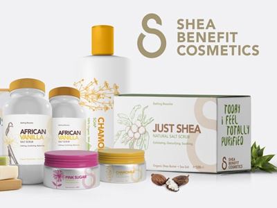 Activates Dribbble Cases Shea logo graphic design packaging