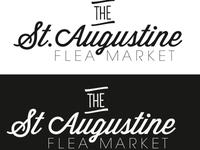 The St.Augustine Flea Market logo contest