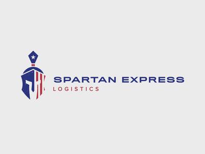 Spartan Express Branding