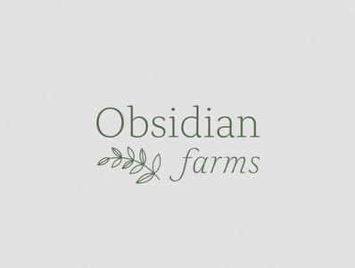 Obsidian Farms