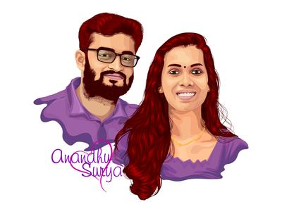 Anandhu And Surya