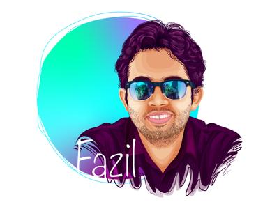 Birthday Portrait - Fazil