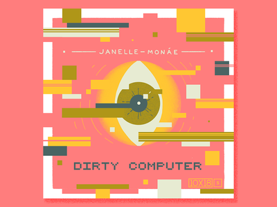 [10x18] No. 5: Janelle Monáe - Dirty Computer