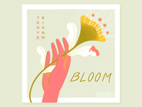 [10x18] No.4: Troye Sivan - Bloom