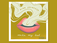 [10x18] No. 3: King Princess - Make My Bed (EP)