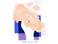 12. where you are soft