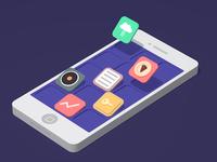 Mobile Custom App