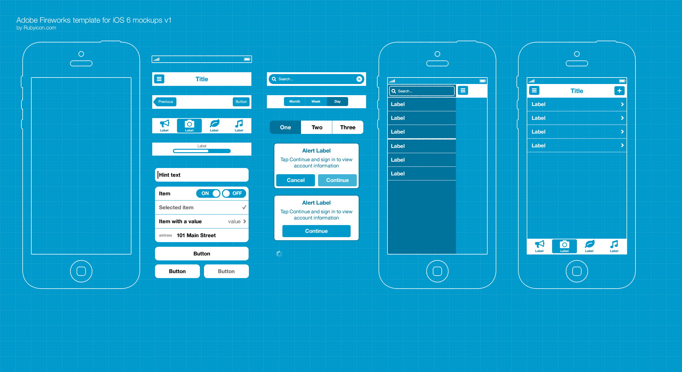 photo apps for iphone dribbble blueprint png by michael sharanda 15848