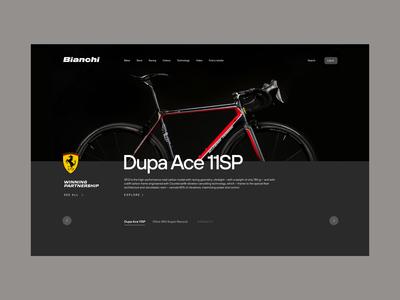 Bianchi — main page