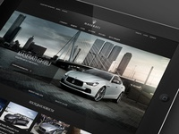 Maserati (Russia) / main page final version