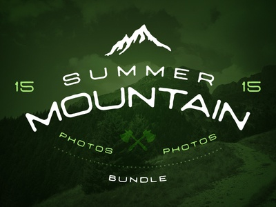 15 Summer Mountain walk valley tree summer photos photo panorama mountains mountain landscape green bundle