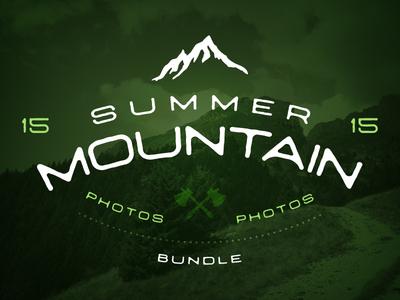 15 Summer Mountain walk valley tree summer photos photo panorama mountains mountain landscape green bundle