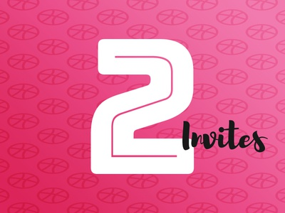 2 Dribbble Invites player invites invite invitations invitation giveaway dribbble invites dribbble invite dribbble contest community ball