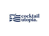 Cocktail Utopia Logo