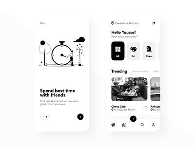 Clean Meeting App