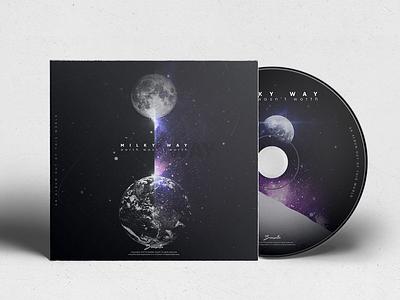 Album Artwork -Milky Way- cd milky way artwork album