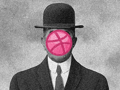 Dribbble magritte