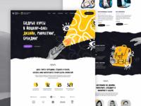 GoDesign - Landing Page