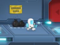 "Screenshot of ""Blast Force"""