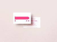 La Maquinista — Business Card