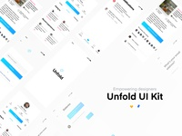 Unfold Ui Kit And Interactive Prototype
