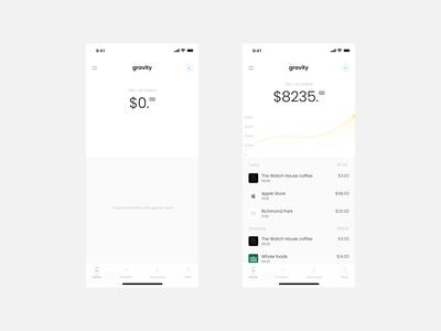 Gravity Banking App