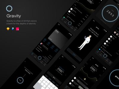 Gravity — The UI Kit