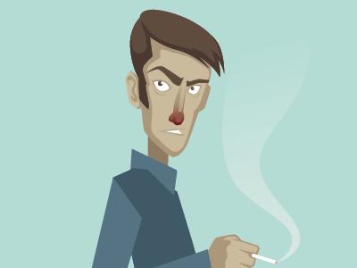 Elliot 01 illustration character design
