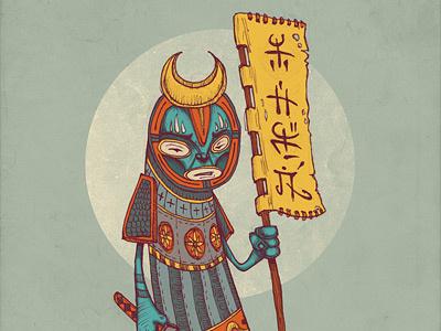 Kurashubi illustration drawing