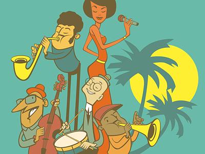 2013 Bambam Wishes character illustration