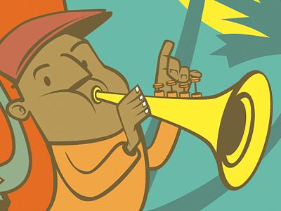 2013 Bambam Wishes close up 03 illustration