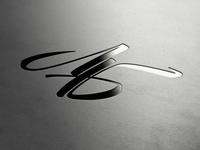 Monogram Lettering