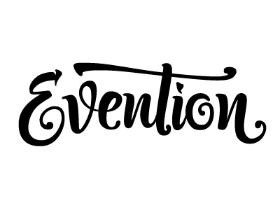 Lettering for event company lettering handtype calligraphy branding logo identity