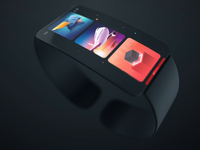 Concept watch 3d animation productdesign concept aftereffects motion design interaction animation ui 3d art blender 3d 3dsmax