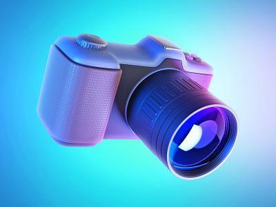 Blender Render concept 3d icon animation motion graphics 3d blender3d colorful shot ui icon render blender