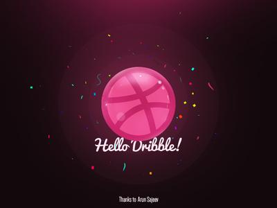 Hello Dribble :)