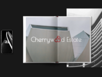 Cherrywood Estate - Brand Identity - Final Variation