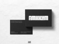 AMKKYM Brand Identity Design