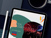 Yuva Fest Web Design
