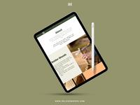 Reldor Wood Web Design swiss design ui brand identity web design freebie ui design minimal graphic design branding adieditz