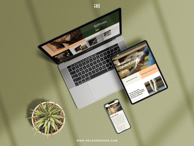 Reldor Woods Web Design