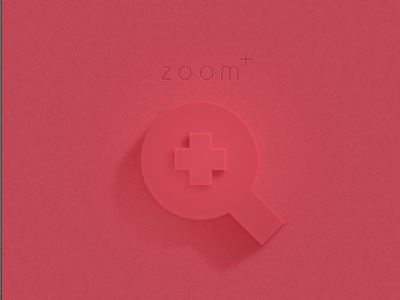 Zoom pink rubbery zoomy plus