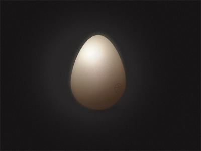 Egg egg pearl