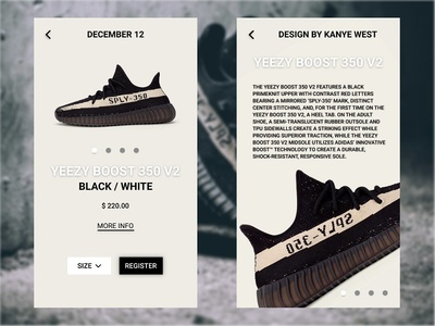 adidas yeezy boost app
