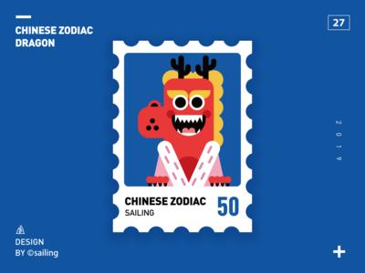 Chinese zodiac -dragon
