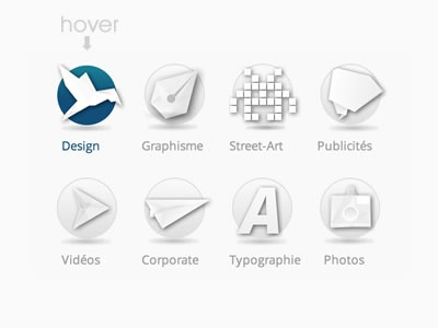 UI set of retina icons design graphism streetart ads video corporate font picture icon icons