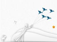 Origami Website Footer